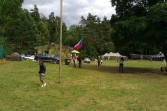 Pohled z tábora