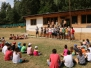 První den tábora