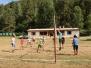 Třetí den tábora